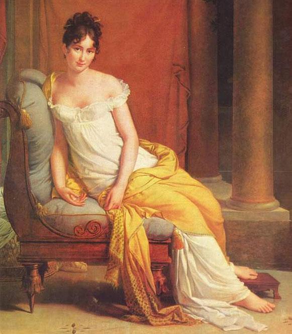 Мода 1812 года. Платьице шмиз