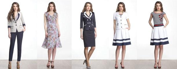 Белорусская компания NovaLine представила коллекцию женской одежды сезона Весна-Лето 2012
