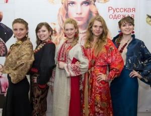 Состоялось открытие первого фирменного салона «Дома русской одежды Валентины Аверьяновой»