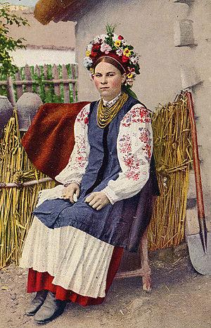 Украинская вышиванка. Коротко о главном