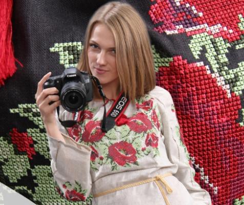 «Скиба» презентовала новую коллекцию украинской вышиванки 2012 года