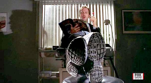 Любимые кроссовки Доктора Хауса (House M.D.)
