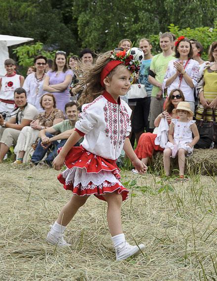Этно-fashion на фестивале «Країна мрій»