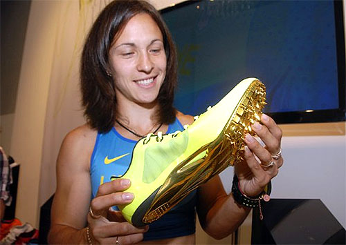 Обувь Nike для украинских легкоатлетов