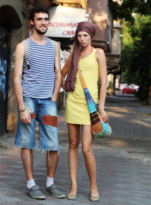 Одесский стритстайл (street style)
