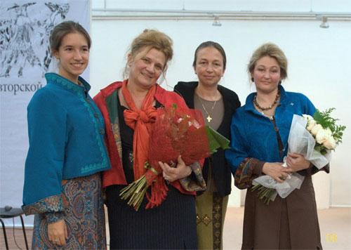 «Дом русской одежды» получил национальную премию в области Авторской Моды
