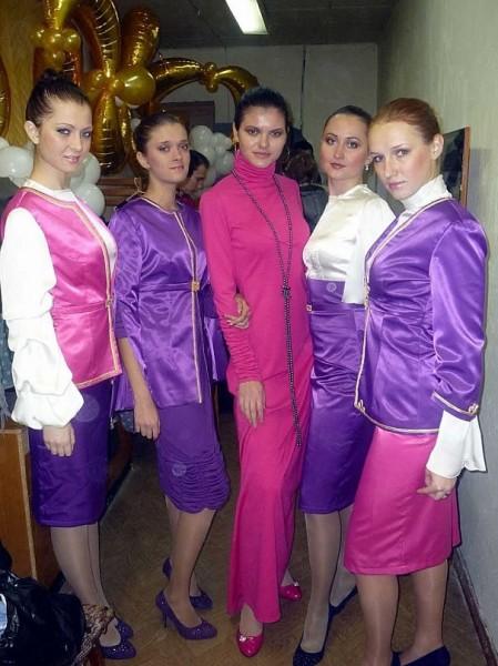 «Соборяне» представляют проект «Казачья мода»