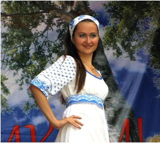 Проект «Православная мода». Гармония красоты и скромности