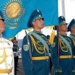 Форма одежды армии Казахстана. Республиканская гвардия