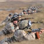 Форма одежды армии Казахстана
