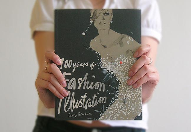 Келли Блэкмен: 100 лет Моды в иллюстрациях