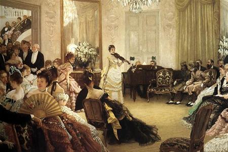 В Киеве покажут старинные платья XIX века