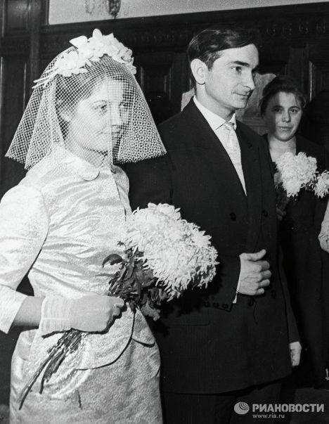 1960-2010. Полувековая эволюция свадебного наряда