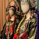 Выставка-ретроспектива «Русский мир Елены Пелевиной»