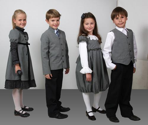 Россияне поддерживают введение школьной формы