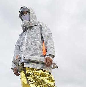 Куртка для апокалипсиса