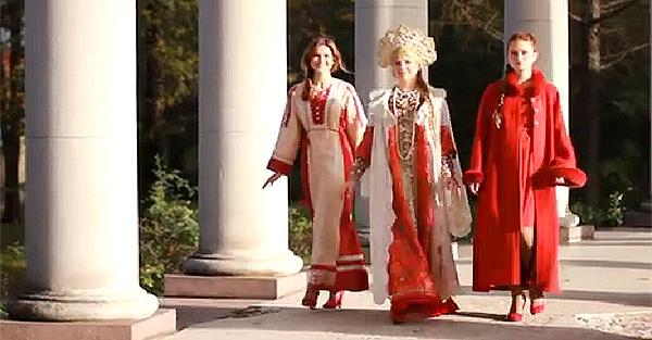 «Красная Москва» Валентины Аверьяновой