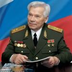 Михаил Калашников - изобретатель АК