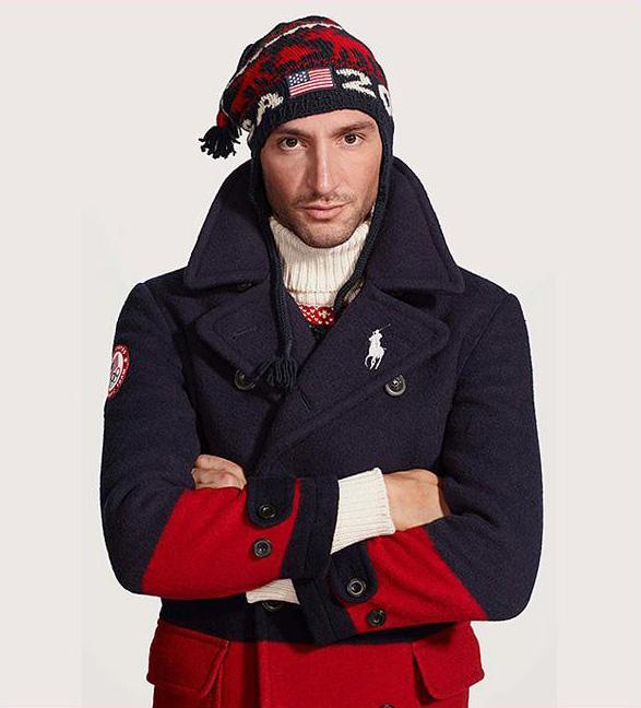 Ralph Lauren для американских олимпийцев
