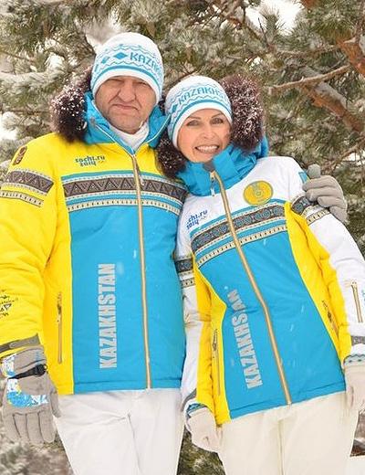 Сочи-2014. Олимпийская форма для сборной Казахстана