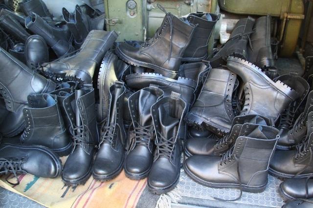 Для нацгвардии Украины закупили некачественную обувь на 248 тыс. долларов