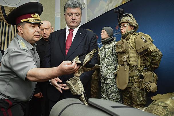 ВСУ переоденут по НАТОвским стандартам