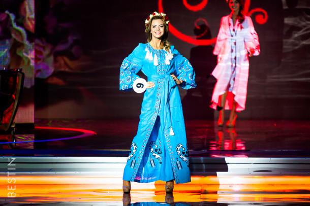 """Вышиванки на конкурсе красоты """"Мисс Украина"""" 2015@"""